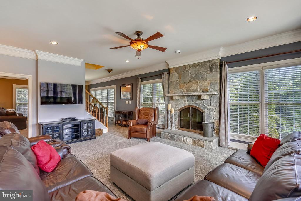 Family room - 9704 WOODFIELD CT, NEW MARKET