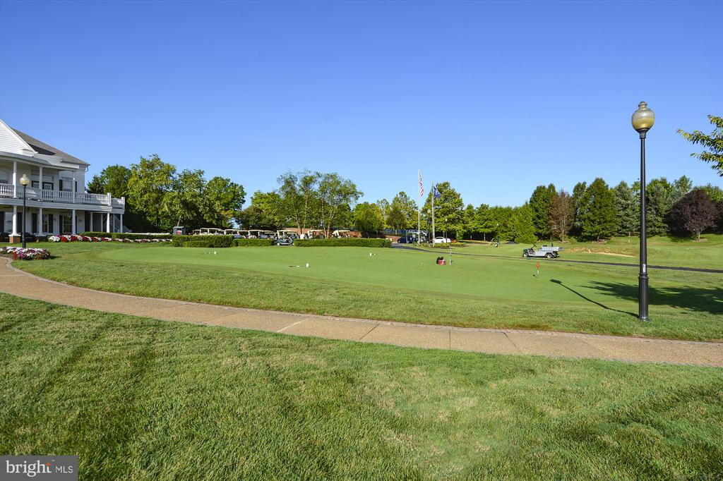 Community Golf Course - 6933 CUMBERSTONE PL, GAINESVILLE