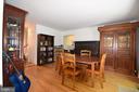 Living room/Dining Room - 720 DONALDSON LN SW, LEESBURG