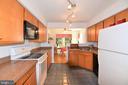 Kitchen - 720 DONALDSON LN SW, LEESBURG