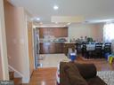 Main Unit Kitchen and Dining Area - 1215 SUNRISE CT, HERNDON