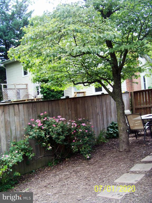 Shaded picnic area - 48 NORTH PL, FREDERICK