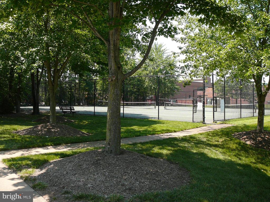 Tennis Courts - 14013 WOOD ROCK WAY, CENTREVILLE