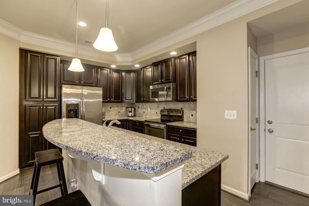 Granite counters - 14132 HARO TRL, GAINESVILLE