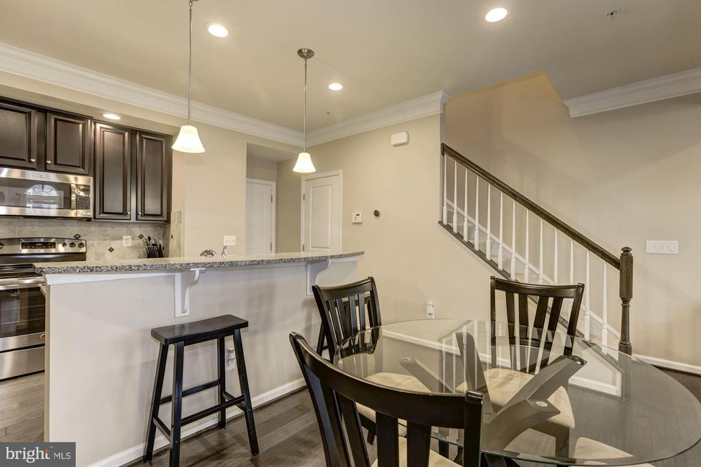 Even space for two more at the bar! - 14132 HARO TRL, GAINESVILLE