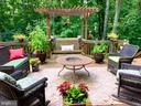 Private, 42 ft Deck, Flagstone Patio, Gardens Pond - 1960 BARTON HILL RD, RESTON