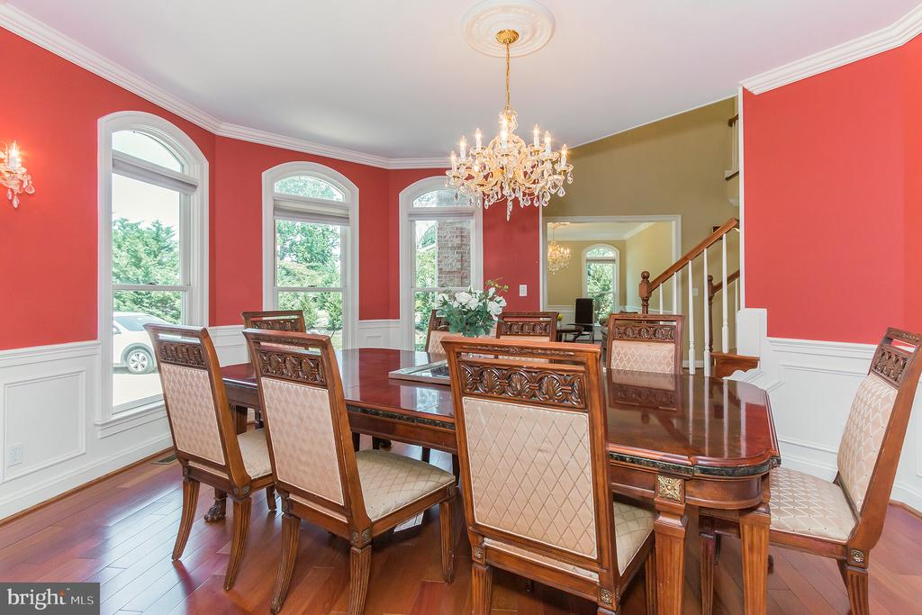 Dining Room - 4633 HOLLY AVE, FAIRFAX
