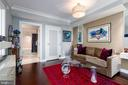 2nd bedroom with private bathroom - 1111 19TH ST N #2606, ARLINGTON