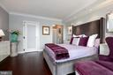 Master bedroom - 1111 19TH ST N #2606, ARLINGTON
