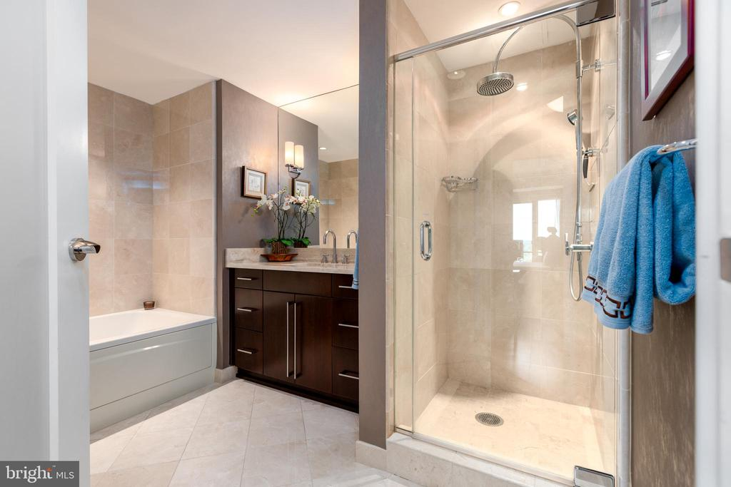 Master bath - 1111 19TH ST N #2606, ARLINGTON