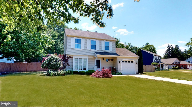 Single Family Homes voor Verkoop op Evesham, New Jersey 08053 Verenigde Staten