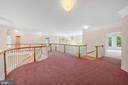 Upper Level Loft - 3714 FAIRWAYS CT, FREDERICKSBURG