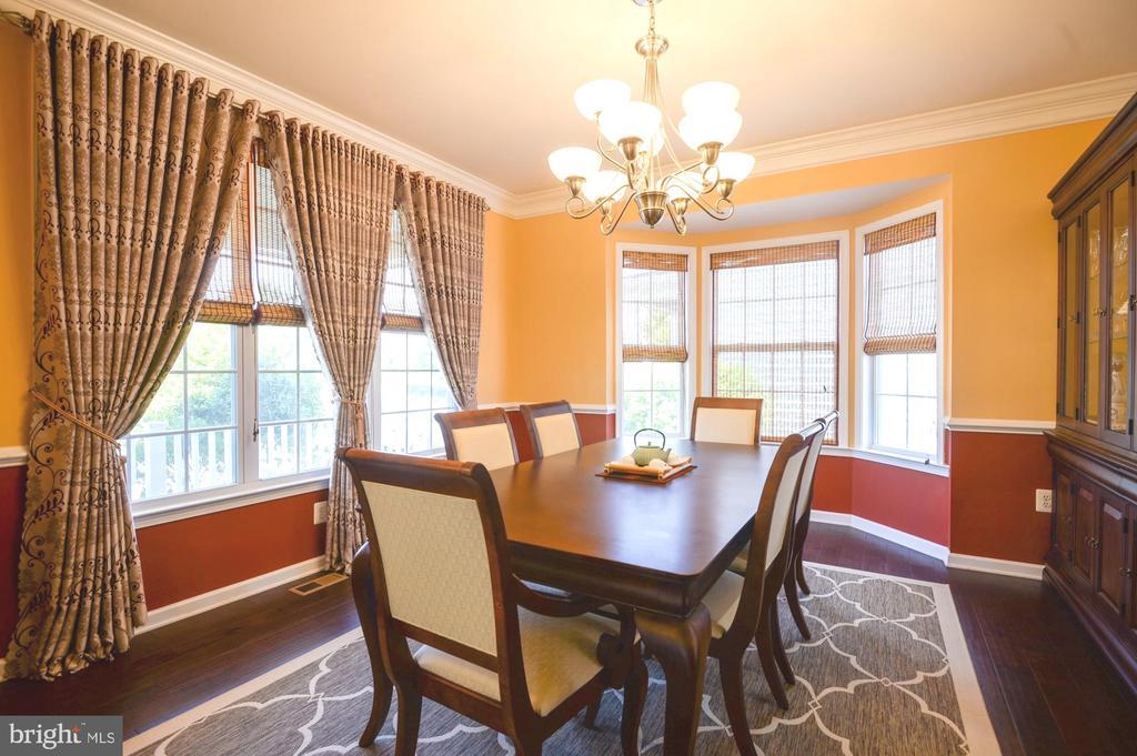 Formal dining room - 43217 BARNSTEAD DR, ASHBURN