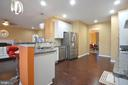 Kitchen - 43217 BARNSTEAD DR, ASHBURN