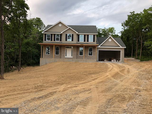 Single Family Homes para Venda às Clear Brook, Virginia 22624 Estados Unidos