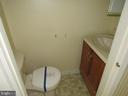 Half Bath Main Floor - 436 TERRY CT #B2, FREDERICK