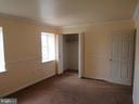 Master Bedroom Opposite View - 436 TERRY CT #B2, FREDERICK