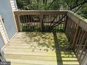 Deck - 436 TERRY CT #B2, FREDERICK