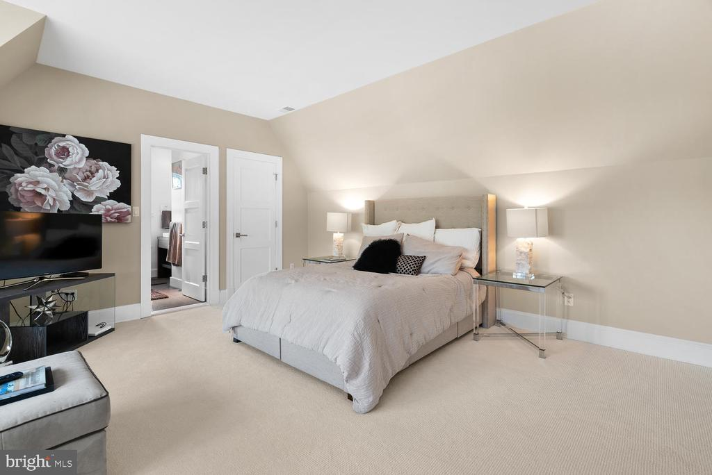 6th Bedroom suite - 10700 RED BARN LN, POTOMAC