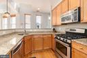 Kitchen - 600 KENTUCKY AVE SE #B, WASHINGTON