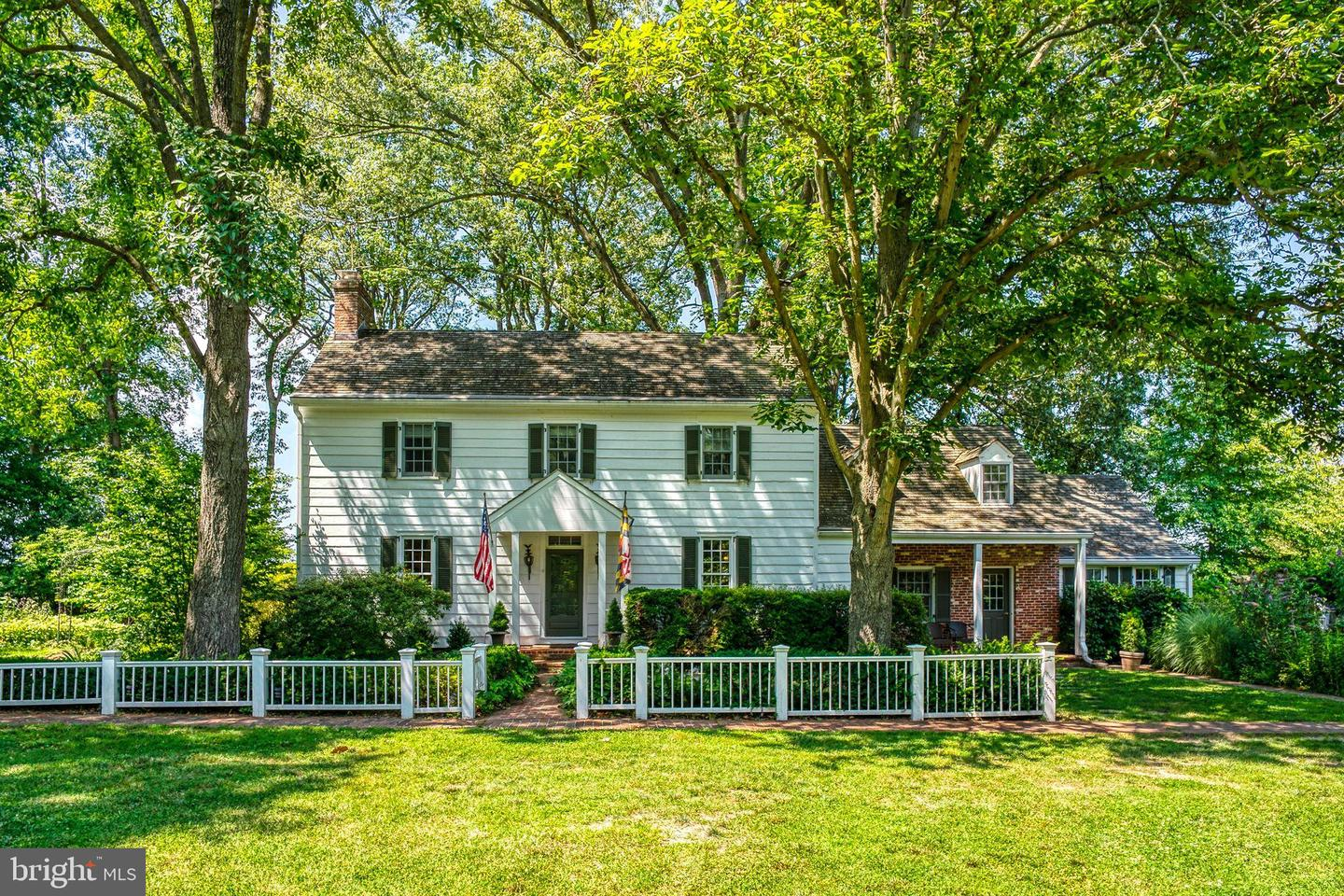 Single Family Homes for Sale at Centreville, Maryland 21617 United States