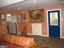 Walkout from lower level - 2500 CHILDS LN, ALEXANDRIA