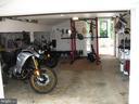 Attached garage - 2500 CHILDS LN, ALEXANDRIA