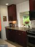 Spacious kitchen w/bay window overlooking backyard - 2500 CHILDS LN, ALEXANDRIA
