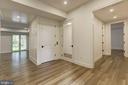 Lower Level Landing/Wine Cellar - 3010 UNIVERSITY TER NW, WASHINGTON