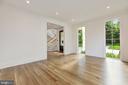 Living Room - 3010 UNIVERSITY TER NW, WASHINGTON