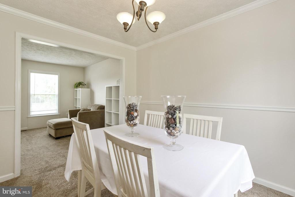 Separate formal dining room - 6059 DOUGLAS AVE, NEW MARKET
