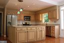 You will Love the Gourmet Kitchen - 4800 N HILL DR, FAIRFAX