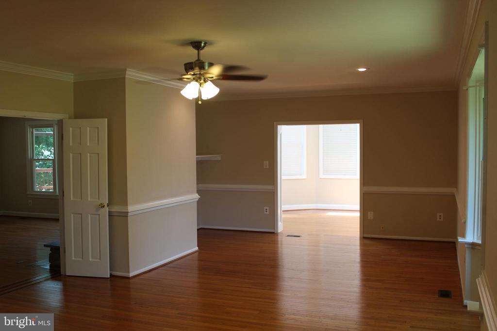 Gleaming Hardwood Floors - 4800 N HILL DR, FAIRFAX