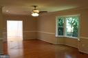 Multipurpose Room and the Sunroom in the Back - 4800 N HILL DR, FAIRFAX