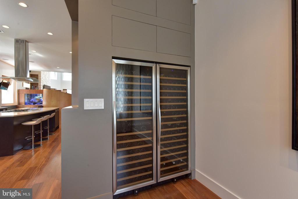 400 Bottle Wine Refrigerators - 1744 WILLARD ST NW, WASHINGTON