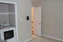 Optional Laundry Room Upstairs/Easily Converted - 4800 N HILL DR, FAIRFAX
