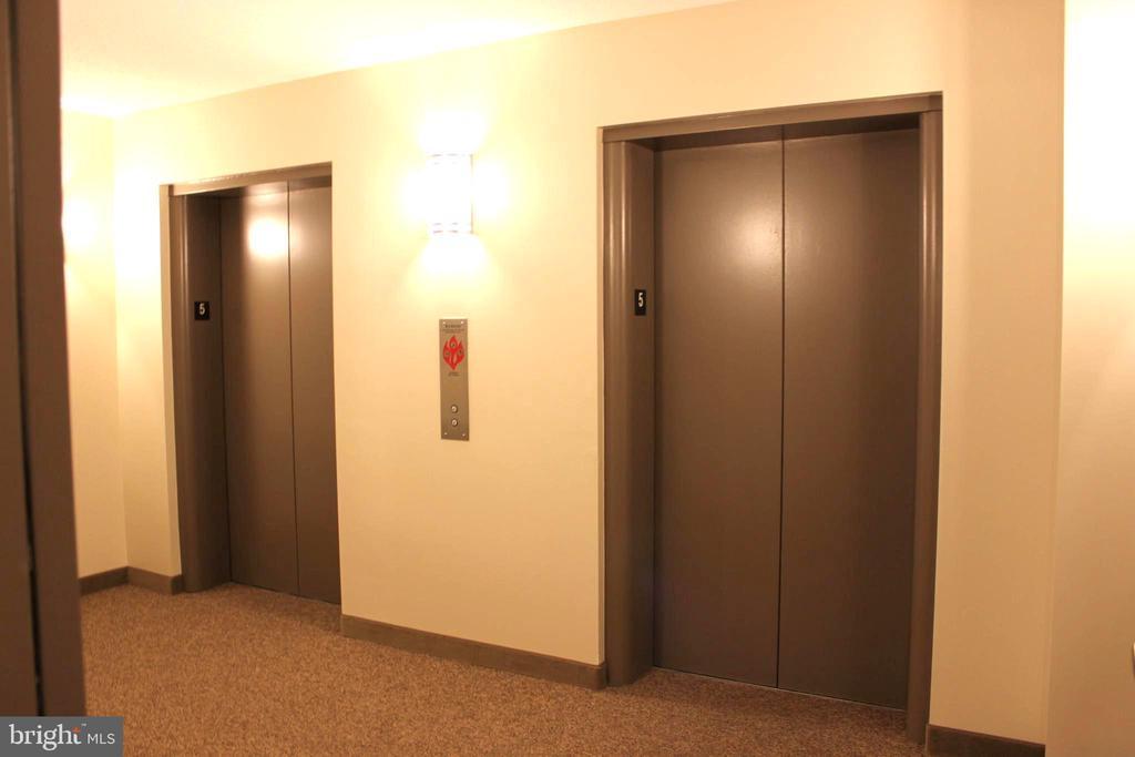 elevator - 7915 EASTERN AVE #509, SILVER SPRING