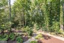 Landscaped Back Gardens - 4512 DOLPHIN LN, ALEXANDRIA