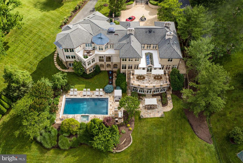 Welcome to the Tyson Estate - 8313 PERSIMMON TREE RD, BETHESDA