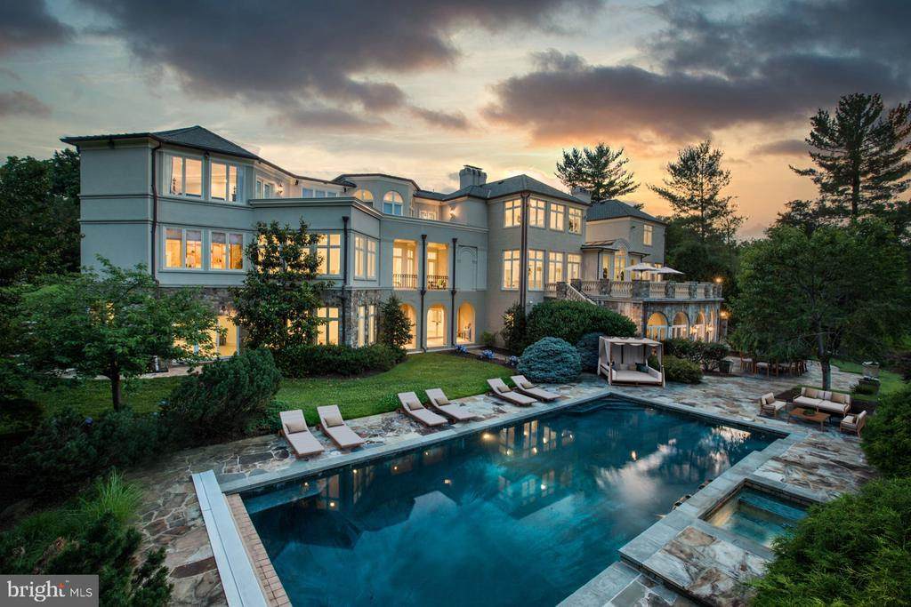 After the Sun Sets - 8313 PERSIMMON TREE RD, BETHESDA