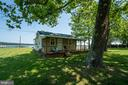 Front Porch & Mature Trees - 2619 LYNN ALLEN RD, KING GEORGE