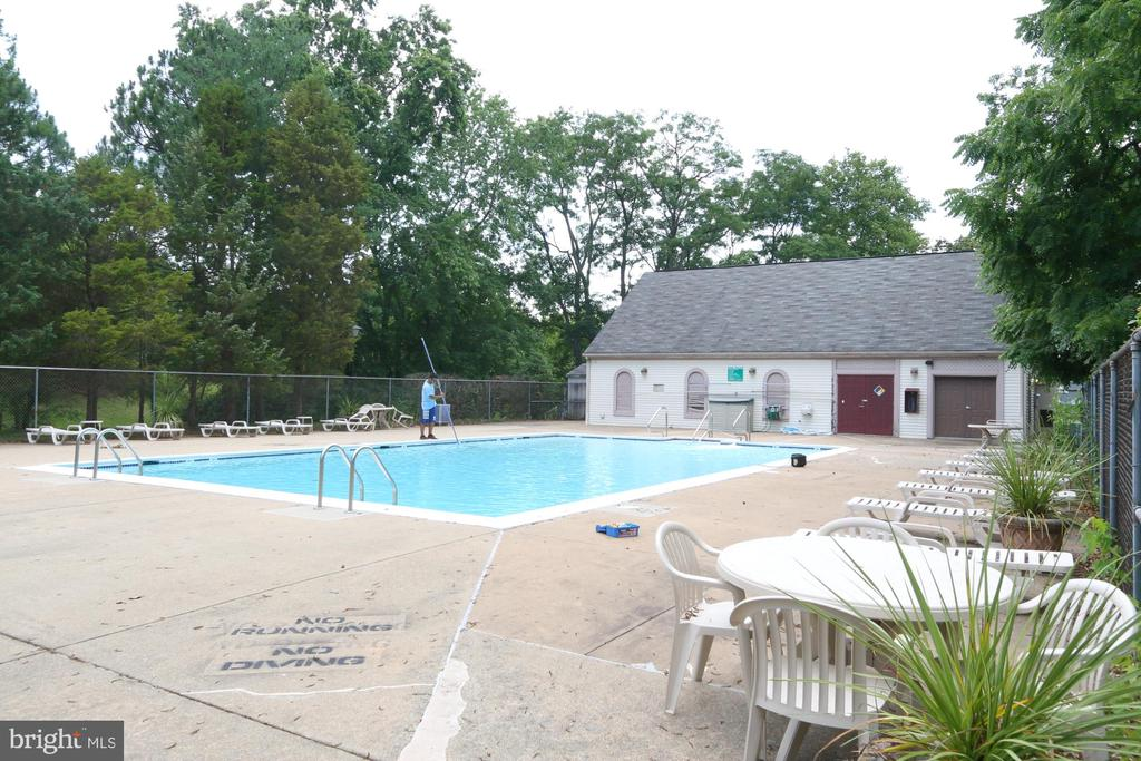 Community Pool - 13619 ORCHARD DR, CLIFTON