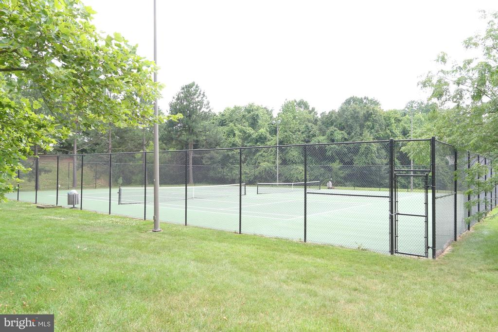 2 Tennis Courts - 13619 ORCHARD DR, CLIFTON