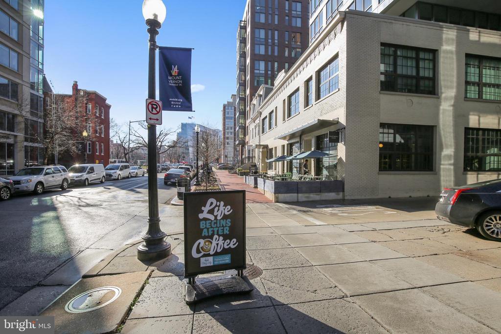 Neighborhood - 400 MASSACHUSETTS AVE NW #604, WASHINGTON