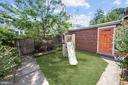 Shed for storage - 520 ONEIDA PL NW, WASHINGTON