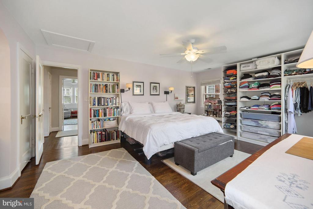 Owner's suite - 520 ONEIDA PL NW, WASHINGTON