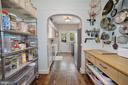 Huge open pantry - 520 ONEIDA PL NW, WASHINGTON