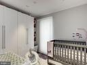 Bedroom - 1814 19TH ST NW, WASHINGTON
