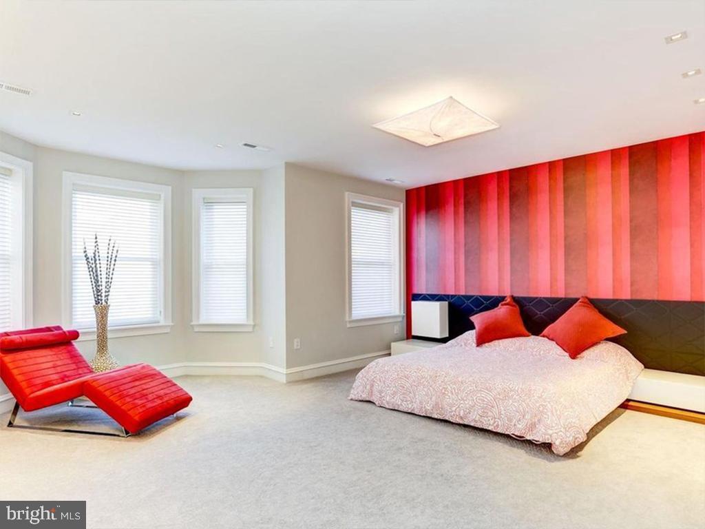 Master Bedroom - 1814 19TH ST NW, WASHINGTON
