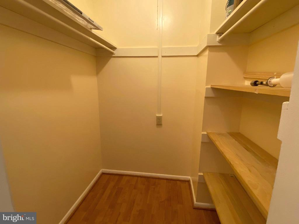 Hallway Walk-In closet - 2207 GREENERY LN #103-8, SILVER SPRING